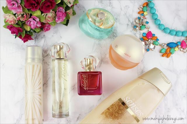 Avon ve Oriflame Parfümleri