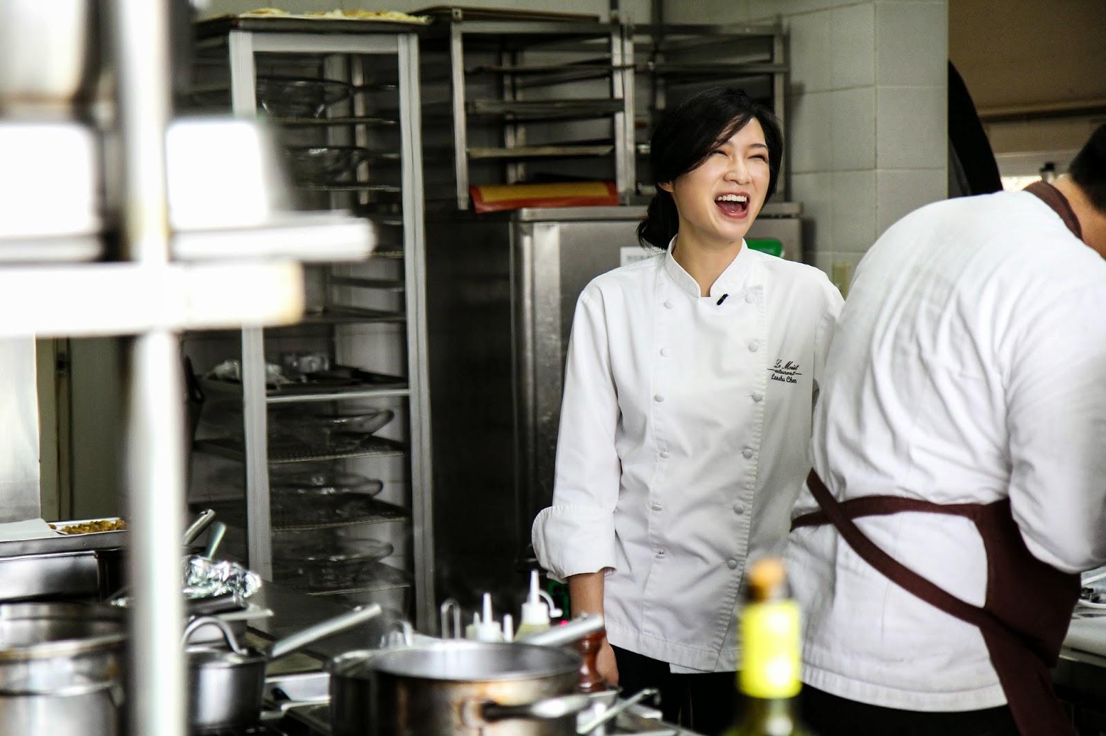 撐著,向前衝-專訪陳嵐舒