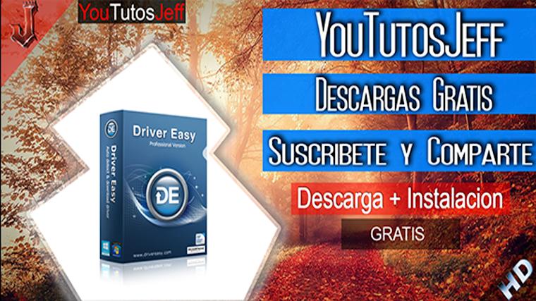 Driver Easy Professional 5.1.3.15871 FULL ESPAÑOL