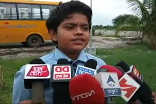 Modi - Is your Rally more important than My School? | Andhra News Daily