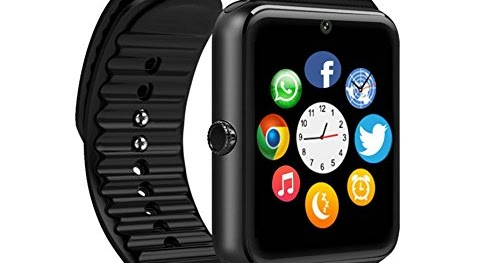 ed28d330c06 MSRMUS Smart Watch Compatible for Iphone 5s 6 6s 7 7s and Android 4.3 above