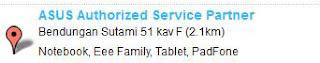 Service Center ASUS malang