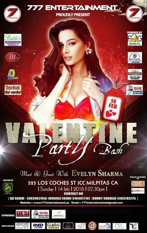 Valentine Party 2016