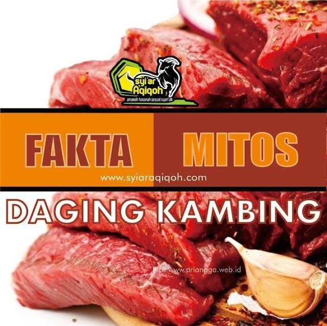 Manfaat daging kambing | 081231666604