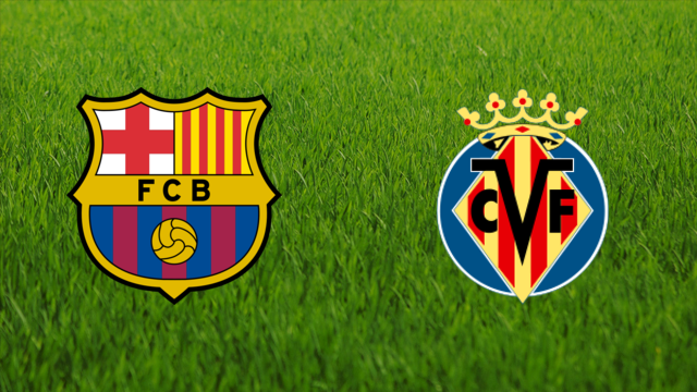Barcelona vs Villarreal Full Match And Highlights 09 May 2018