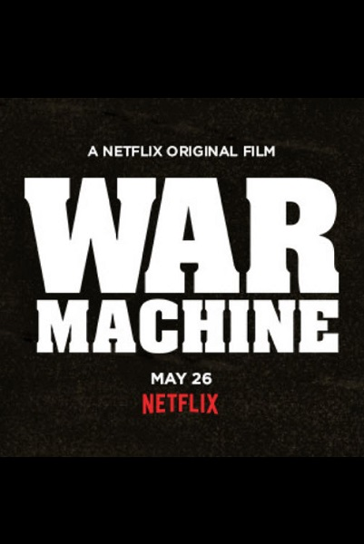 Film War Machine 2017 Bioskop