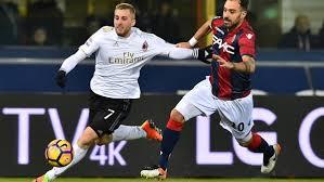 موعد مباراة ميلان وبولونيا اليوم الثلاثاء 18-12-2018 في الدوري الايطالي
