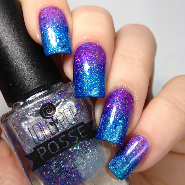 Lollipop Posse Lacquer-This Kiki is Marvelous!