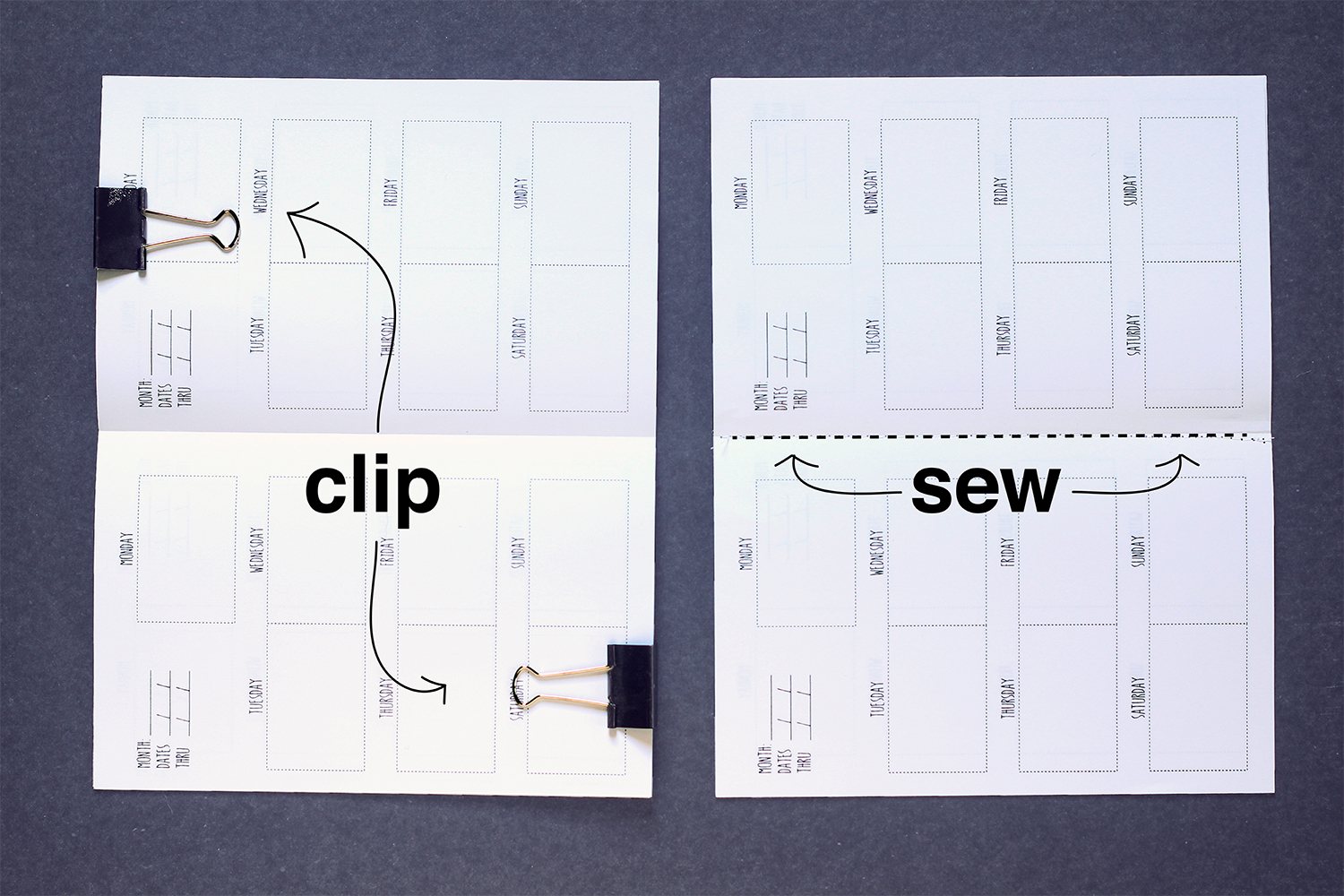 Pages How Own Your Make Planner