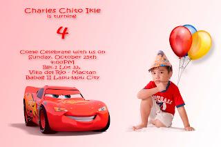 Birthday Cards Cars