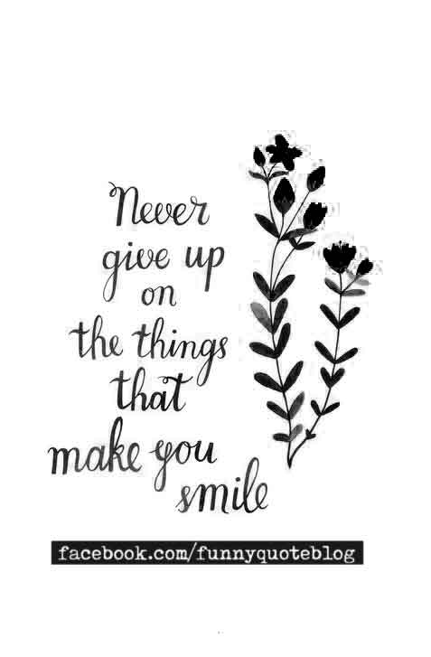 beautiful smile quotes sayings