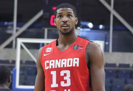 List of Canadian National Team Roster 2016 FIBA OQT - Philippines