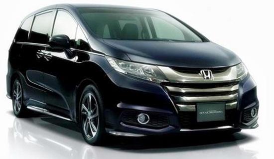 2016 Honda Odyssey Release Date Canada