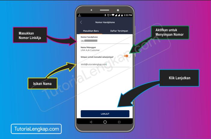 Tutorialengkap 4 cara isi saldo LinkAja atau Tcash dengan Aplikasi Brimo Bank Bri secara Online
