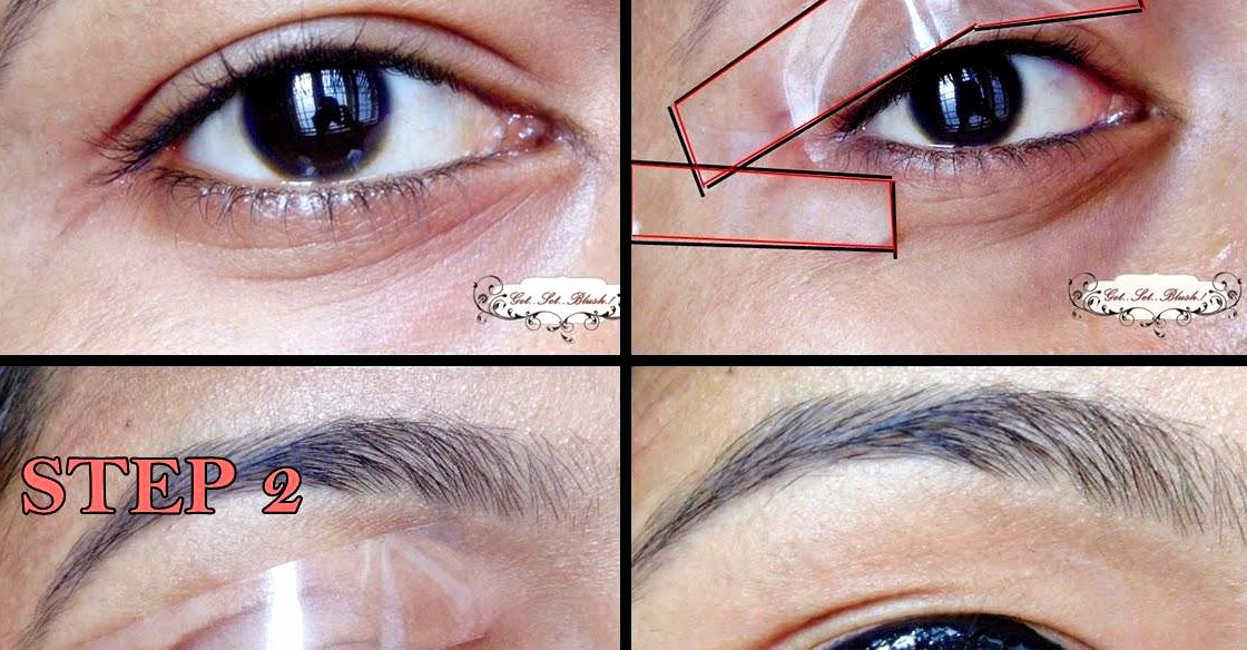 Well Girls Today We Are Going To Share With You A Simple Trick Of Eyeliner Yes Common Tape Is So Useful In Makeup Guide Step By