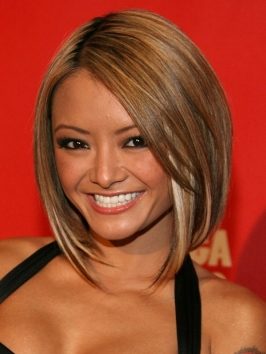 Fantastic Angled Bob Hairstyle Best Hairstyle