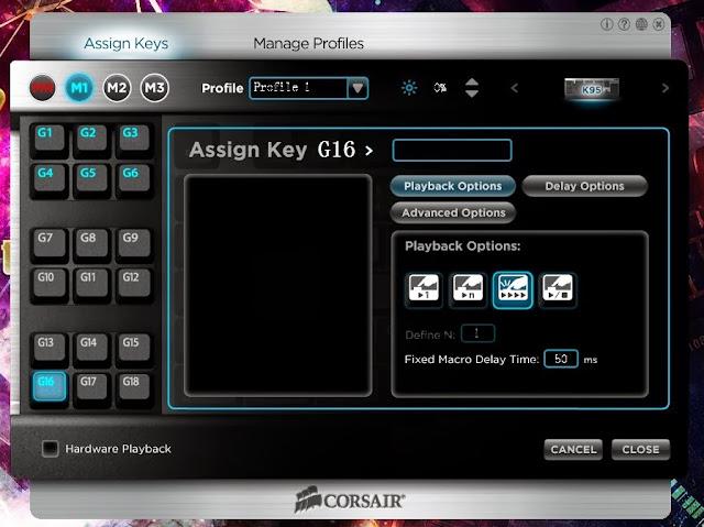 Corsair Vengeance Series Mechanical Keyboard Round Up 226