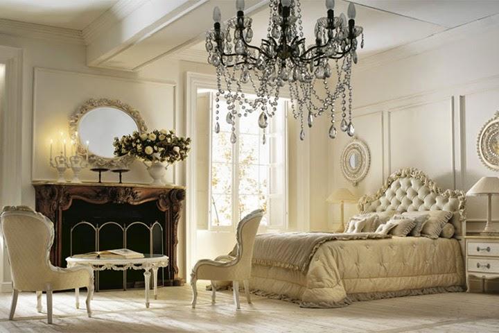 Bedroom Design English Style