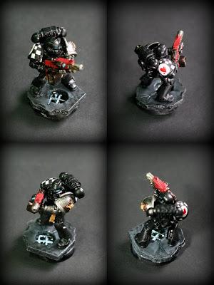 Lamenters Sternguard Deathwatch