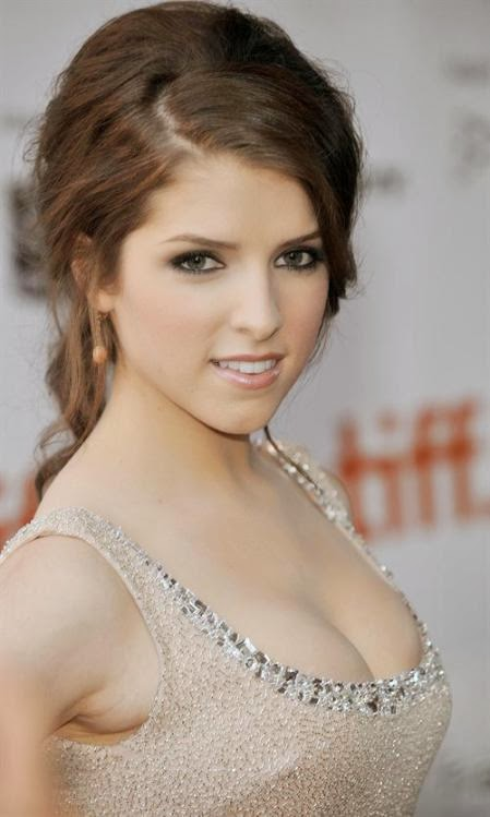 Quite good anna kendrick cleavage