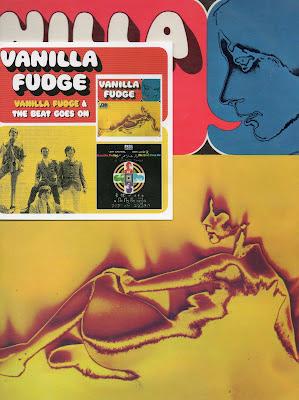 Eight Miles Higher Cult Album Vanilla Fudge On Cd