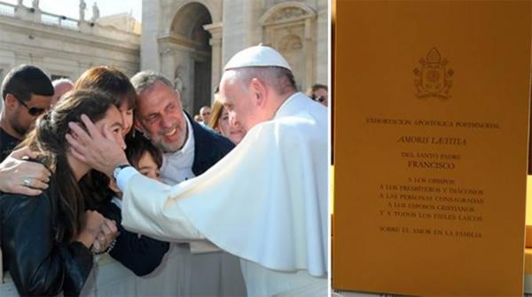 Papa Francisco rechaza el matrimonio homosexual