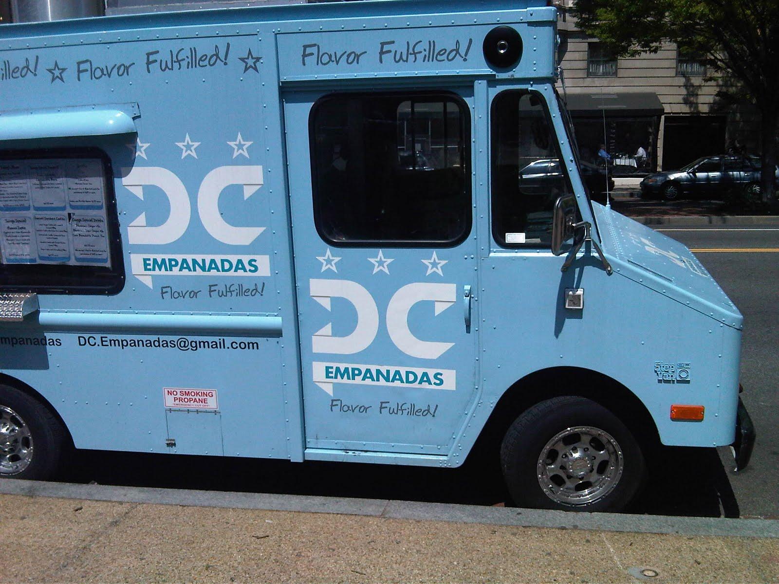 Gourmet Delight Food Truck Dc