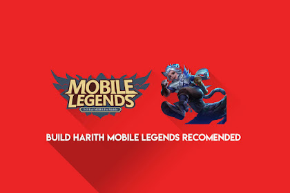 Build Harith (Mage) Tersakit Mobile Legends