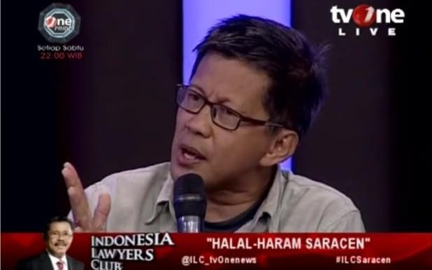 Rocky Gerung Dilaporkan Ke Polisi Karena Dianggap Menyebarkan Kebencian dan Fitnah Jokowi