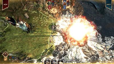 Blood Rage Digital Edition Game Screenshot 5