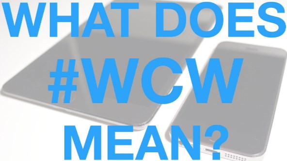 what's wcw mean on facebook