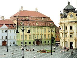 Palatul Brukenthal Sibiu