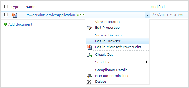 Install Office Web Apps on SharePoint 2010