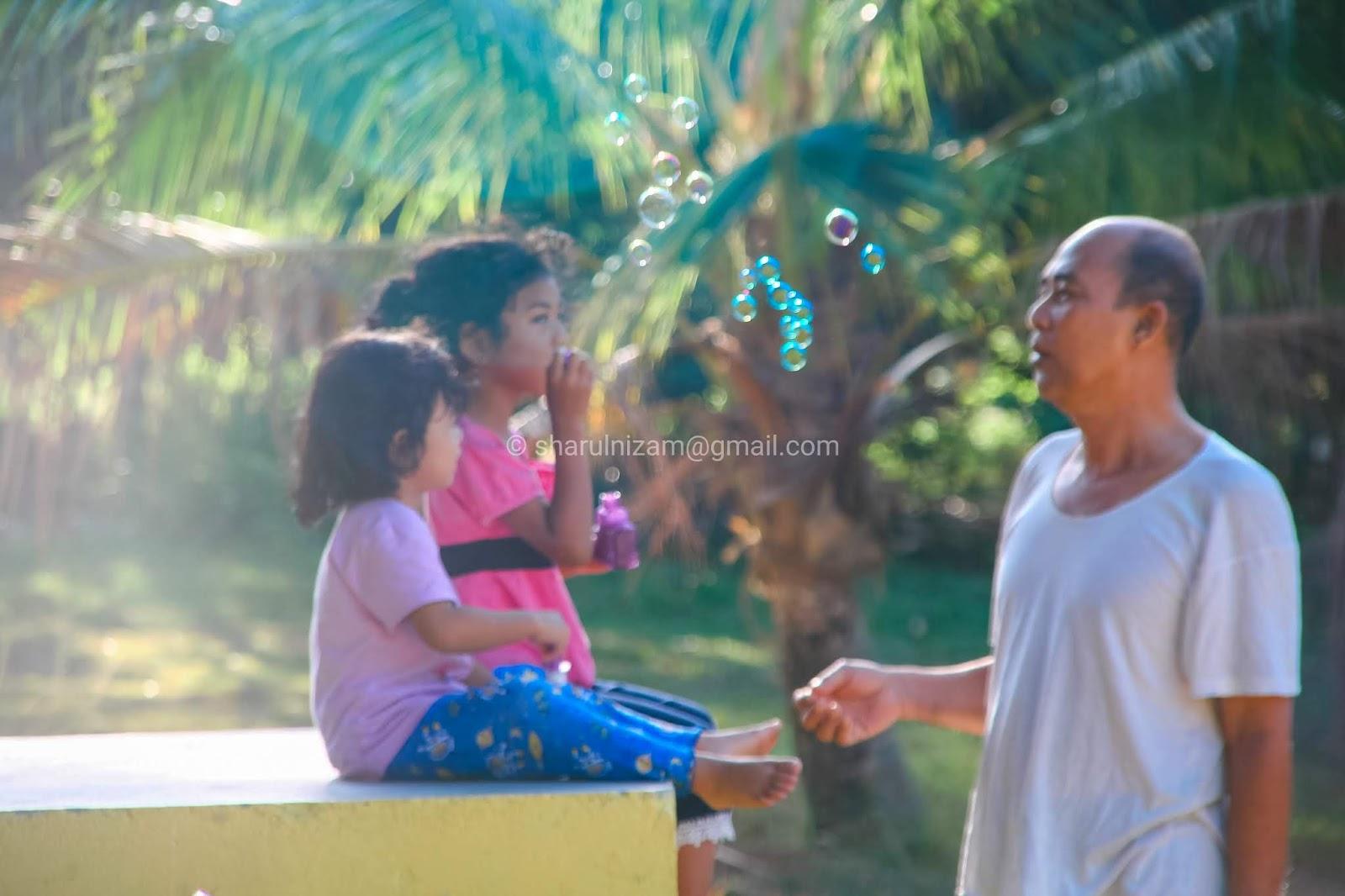 Suasana Rumah Kampung Di Langkawi Yang Dirindukan