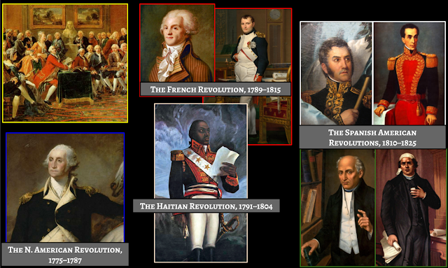 french revolution compared to american revolution essay Part ii: compare and contrast the revolutions american revolution vs haitian revolution the american revolution french revolution vs haitian revolution causes:.