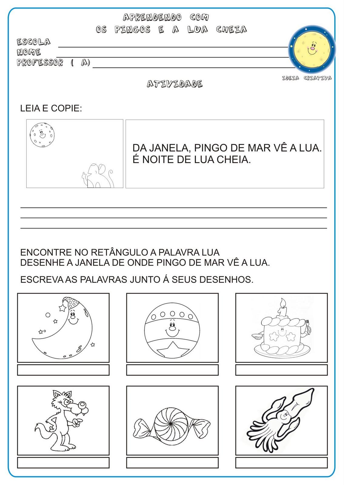 Reflexões sobre ensino de leitura e escrita de lingua portuguesa 6