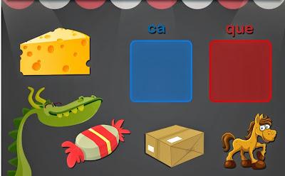 http://www.mundoprimaria.com/juegos/lenguaje/ortografia/2-primaria/150-juego-sonidos-ca-co-cu-que-qui/index.php