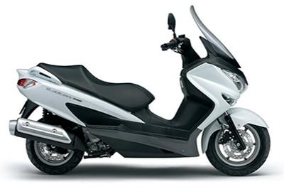 Harga Suzuki Burgman 200 ABS