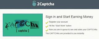 2Captcha - Ganar dinero con Captchas