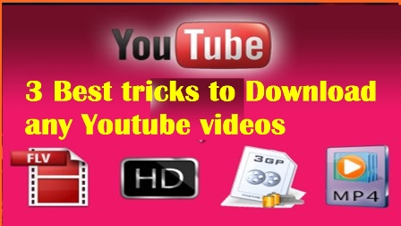 How to download any YouTube video tricks