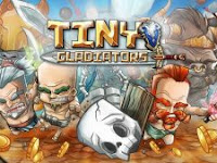 Tiny Gladiators MOD APK v1.4.1 Unlimited Gems Terbaru