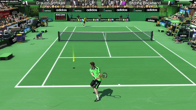 Virtua Tennis 4 Download