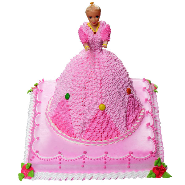 Latest Barbie Cake Design : Ideas of Barbie Birthday Cake for Girls Pak Fashion ...