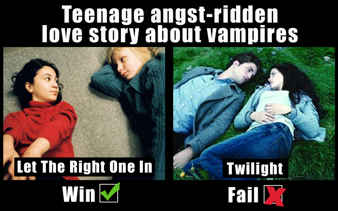 My First Meme: Vampire Love story - Nice Day Designs