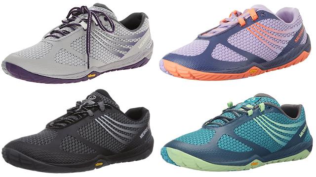 Merrell Pace Glove 3 Trail Running Shoes $66 (reg $110)
