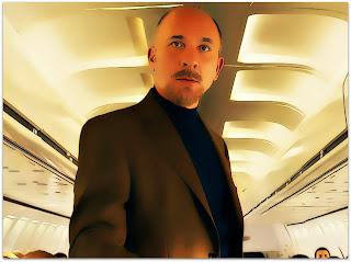Pasternak (Relatos Selvagens) Salgado assustado no avião