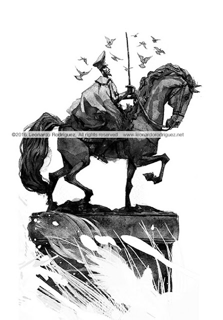Illustrated books - Watercolor - leonardo Rodríguez