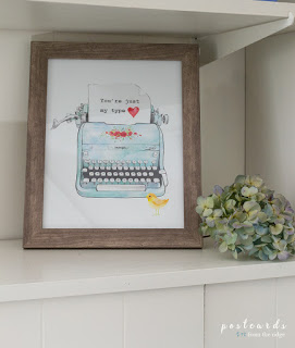 Vintage Typewriter Printable