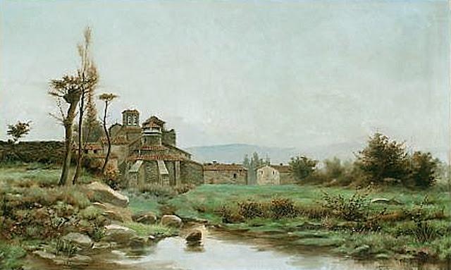 Joaquín Pursals Forment, Paisajistas españoles, Paisajes de Joaquín Pursals, Pintor español, Pintores Catalanes, Pintores de Barcelona, Pintor Joaquín Pursals