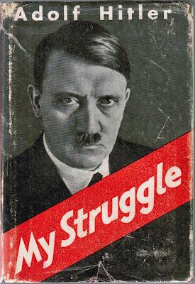 Comentario de Historia. Mi Lucha de Adolf Hitler